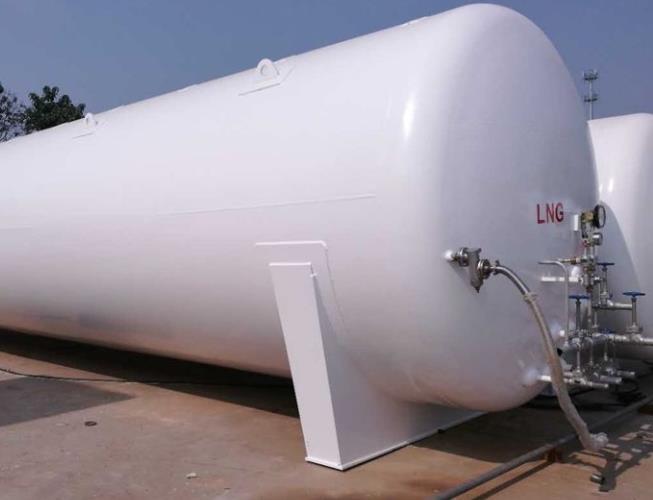 新疆LNG储罐