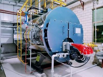 新疆油田新式锅炉在哈萨克斯坦正式投产