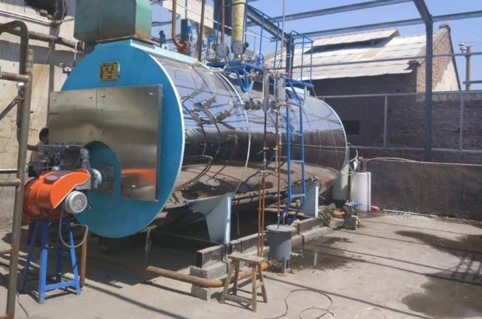 新疆燃气锅炉实施低氮排放标准,氮氧化
